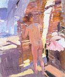 The Inquisitive Child 1916 - Joaquin Sorolla