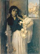 Venetian Onion Seller 1882 - John Singer Sargent
