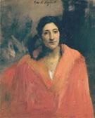 Gitana 1876 - John Singer Sargent