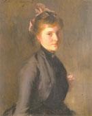 Violet 1886 - John Singer Sargent