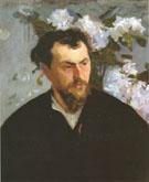 Eenest Ange Duez 1884 - John Singer Sargent