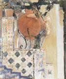 Detail of The Garden Sorolla Residence 1916 - Joaquin Sorolla