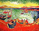 By the Sea - Andre Derain