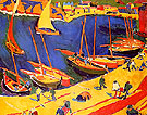 Fishing Port - Andre Derain