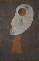 Peinture (Tete) 1927 - Joan Miro