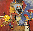Mosaic Collage c1939 - Lee Krasner