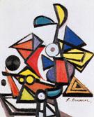 Composition 1939 - Lee Krasner