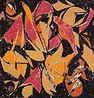 Bird Talk 1955 - Lee Krasner