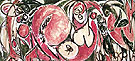The Seasons 1957 - Lee Krasner