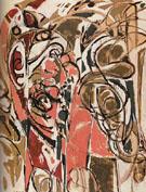 Cornucopia 1958 - Lee Krasner