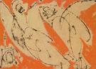 Courtship 1966 - Lee Krasner