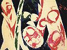 The Green Fuse 1968 - Lee Krasner