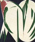 Rising Green 1972 - Lee Krasner