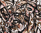 Between Two Appearances 1981 - Lee Krasner
