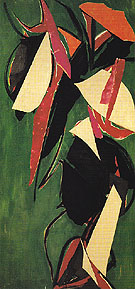 Image on Green Jungle 1955 - Lee Krasner
