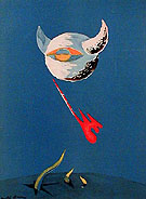 The Moon - Andre Masson