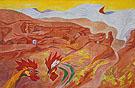 Ibdes in Aragon 1935 - Andre Masson
