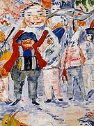 Carnival in Flanders - James Ensor
