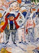 Carnival in Flanders - James Ensor