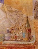 The Artists Mather in Death 1915 - James Ensor