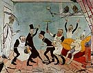 The Bad Doctors 1892 - James Ensor