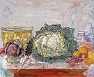 The Ornamental Cabbage 1894 - James Ensor
