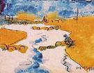 Am Priel bei Dangast 1910 - Max Pechstein