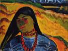 Am Strand von Nidden 1911 - Max Pechstein