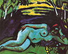 Early Morning - Max Pechstein