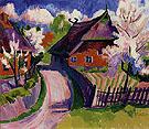 Spring Time - Max Pechstein
