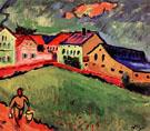 Meadow Moritzburg 1910 - Max Pechstein