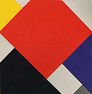 Counter Composition V 1924 - Theo van Doesburg