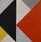 Counter Composition XIII c1925 - Theo van Doesburg