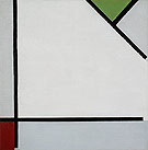 Simultaneous Counter Composition 1929 - Theo van Doesburg