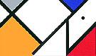 Contra Construction XVI - Theo van Doesburg