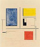 Original 1917 - Theo van Doesburg