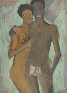 Artistenpaar 1910 - Otto Mueller