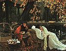 A Convalescent - James Tissot