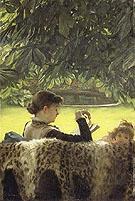 Stillness - James Tissot