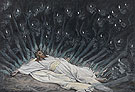 Jesus Ministered to by Angels c1886 - James Tissot
