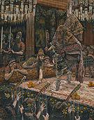 The Daughter of Herodias Dancing c1886 - James Tissot