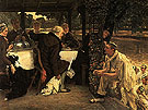 The Prodigal Son in Modern Life The Fatted Calf c1882 - James Tissot