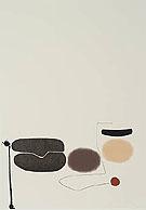 Variation No 8 c1971 - Victor Pasmore