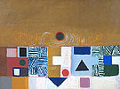 The Eclipse 1950 - Victor Pasmore