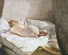 Reclining Nude 1942 - Victor Pasmore