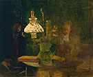 Lamplight 1941 - Victor Pasmore