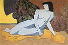 Blue Nude 1947 - Milton Avery