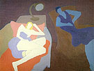 Two Women 1950 - Milton Avery