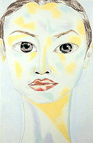New York Muses X 1995 - Francesco Clemente