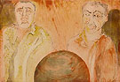 Yes or No 1982 - Francesco Clemente